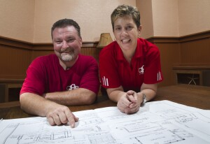Grady and Diane Portelli, Quality Home Renovators, St. Petersburg, Fla.