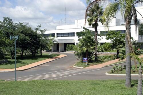Existing U.S. Embassy in Brasília, Brazil