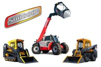 Manitou Group Manufactures its 500,000th machine in 2015