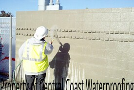 MARION HOSPITAL Waterproofing
