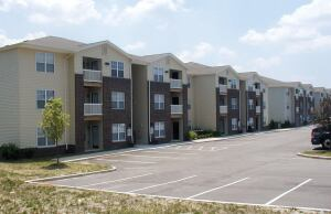 RED HOT: The $22 million Pevely Pointe Apartments opened its doors in Pevely, Mo., with units renting between $540 and $775 per month. The workforce development is a public/private partnership between the Missouri Housing Development Commission and Gundaker Commercial Group.