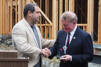 Defender of Housing Award Goes to N.J. Rep. Leonard Lance