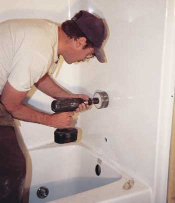 Retrofitting A Whirlpool Tub Jlc Online Tubs Fixtures