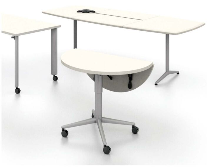 Merge tables from Allsteel Inc.
