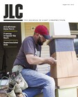 Journal of Light Construction August 2015