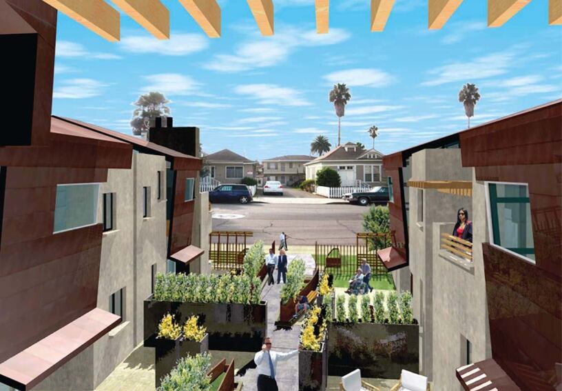 how do you design privacy and society into multifamily housing?