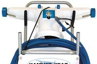 HammerHead Patented Performance Makes Portable Pool Vacuums