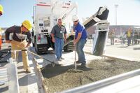 Pervious Pavement Cleaning Techniques are Showcased at Pervious Live! 2013