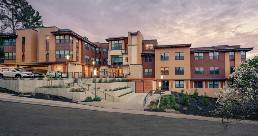 2016 MFE AwardsSenior Housing, MeritMonteverdeDahlin Group