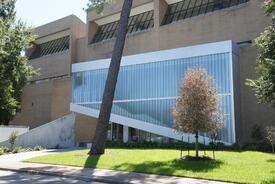 The University of Houston's Blaffer Art Museum