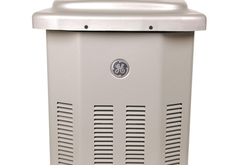 Standby Generators From GE and Briggs & Stratton