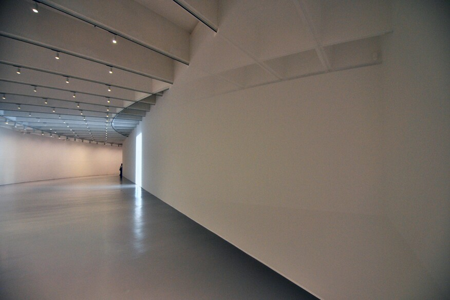 "Robert Irwin's ""Squaring the Circle"" at the Hirshhorn Museum"