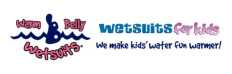 Warm Belly Wetsuits Logo