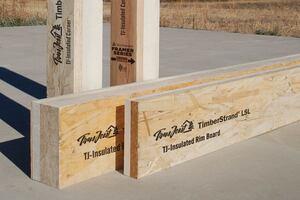 Insulated Lumber