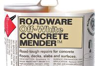 Roadware Inc. + 10 Minute Concrete Mender Off-White