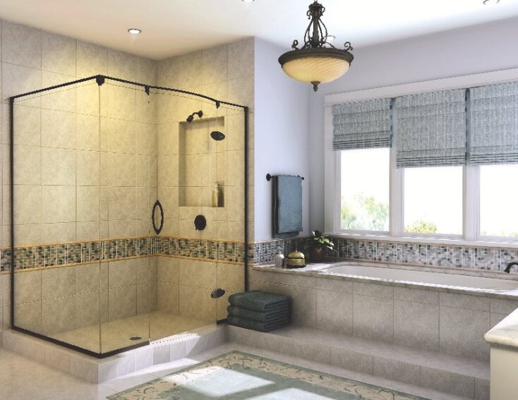 New Showers and Tubs for the Remodeling Industry