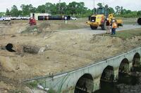 Bridge reconstruction of the Overhold Canal in Cape Coral Florida was done in-house to save money