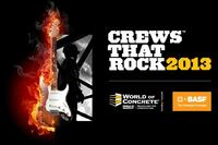 """Crews That Rock"" Competition to Honor Industry Members at World Of Concrete 2013"