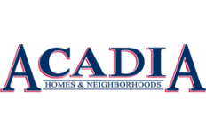 Acadia Homes and Neighborhoods Logo