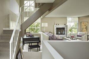 Pacific Northwest Living feature. Leschi house. Deborah Hays residence.