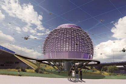 Urban Droneport