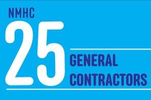 2015 NMHC Top 25 General Contractors