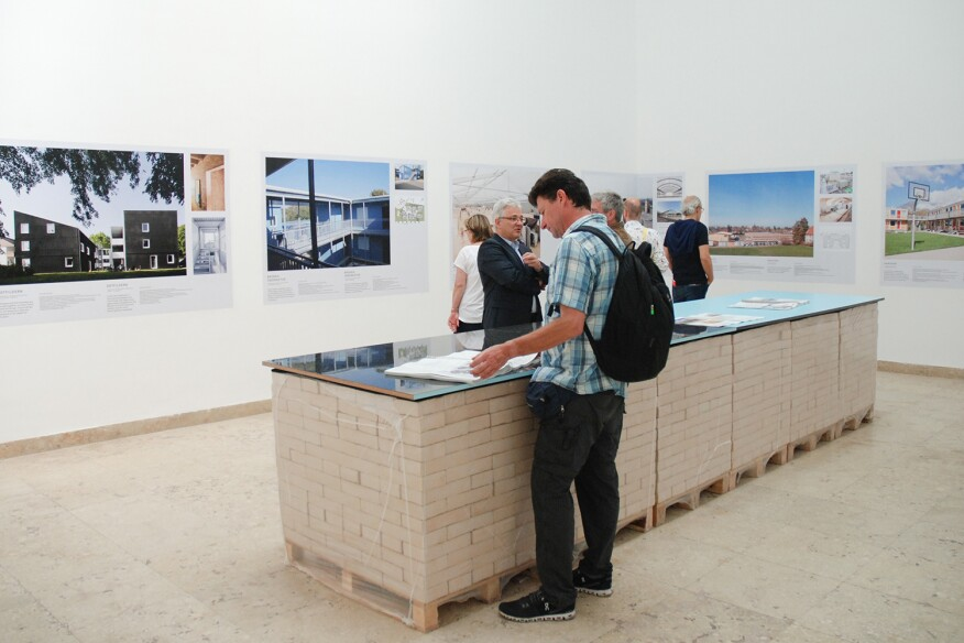 German Pavilion at the 2016 Venice Architecture Biennale