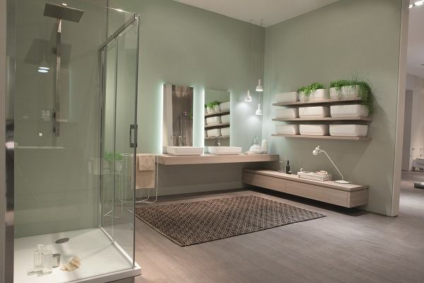 Oki Sato's Ki bathroom design for Nendo.