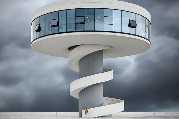 """The Torch"".Shortlist: Architecture, Open."