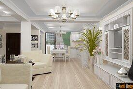 Amenajare casa stil clasic Constanta