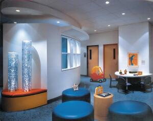 USG Corp.s Mars Healthcare ceiling panels contain between 76% and 77% recycled content and have a high-reflective finish (LR 0.89) that reduces energy use. Designed for healthcare applicationssuch as patient rooms, nurses stations, emergency rooms, and corridorsit meets FDA ceiling standards for being smooth, durable, and easily cleanable. Its monolithic, nondirectional form reduces installation time and waste, and it has a 30-year warranty against visible sag, bacteria, mild, and mold. Mars Healthcare also meets USDA/FSIS guidelines for food-processing areas. usg.com