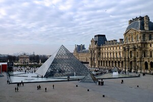 Louvre Pyramid: The Folly that Became a Triumph