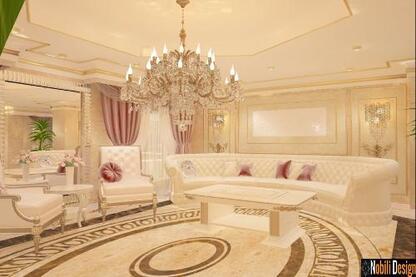 Design interior living open space