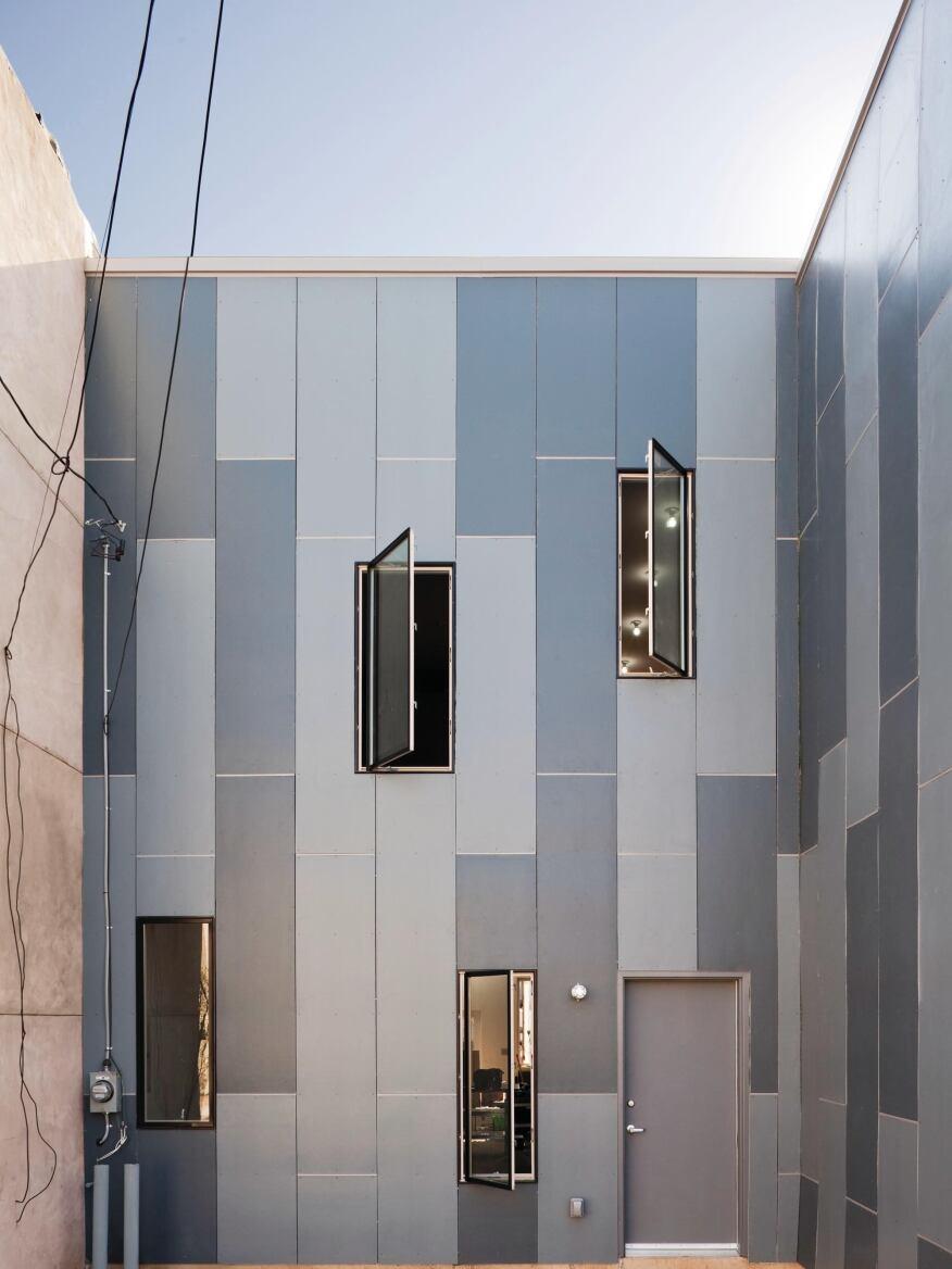 Interface Studio Architects / Postgreen - 100k House