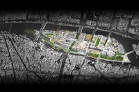 A Bold Plan to Remake the Historic Heart of Paris