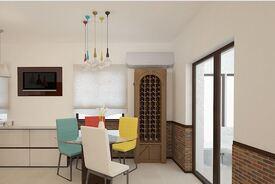 Arhitectura de interior - Design interior casa in Brasov