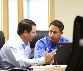 """The company does better when we involve other key individuals in the decision-making.""?Todd Schulz"