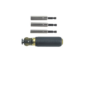 "The model 32701 Power Nut Driver Set includes a handle, and 1/4"", 5/16"", and 3/8"" magnetic nut drivers."