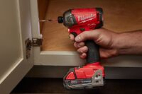 Impact Drivers Cut Noise in Half with Hydraulic Fluid
