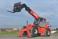 Manitou Heavy Telescopic Handler