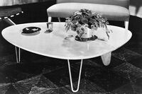 Under the Table: A Reissue from Herman Miller