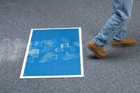 Throw-Away Protective Floor Mats