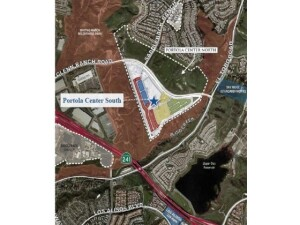 Portola Center South, a Lake Forest, Orange County, Calif., 95.5-acre tract.