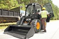 Skidsteers use 15% less fuel, are 85% quieter