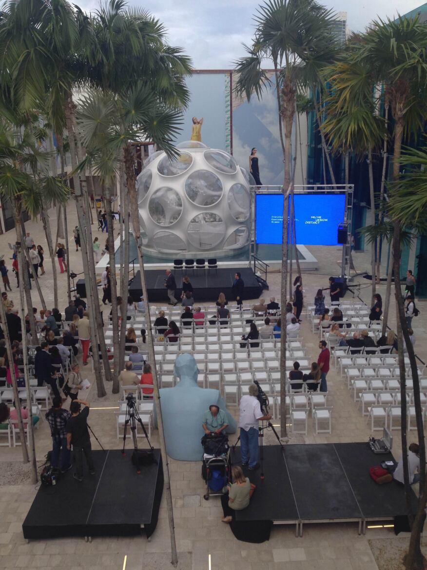 The new Design District in Miami.