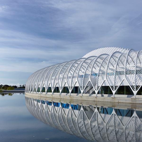 Florida Polytechnic University, by Santiago Calatrava