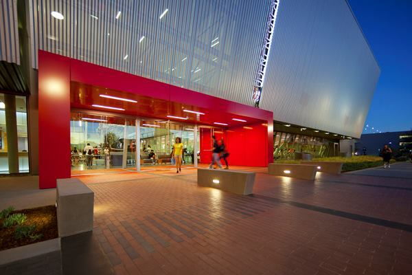 CSU Northridge Student Recreation Center.
