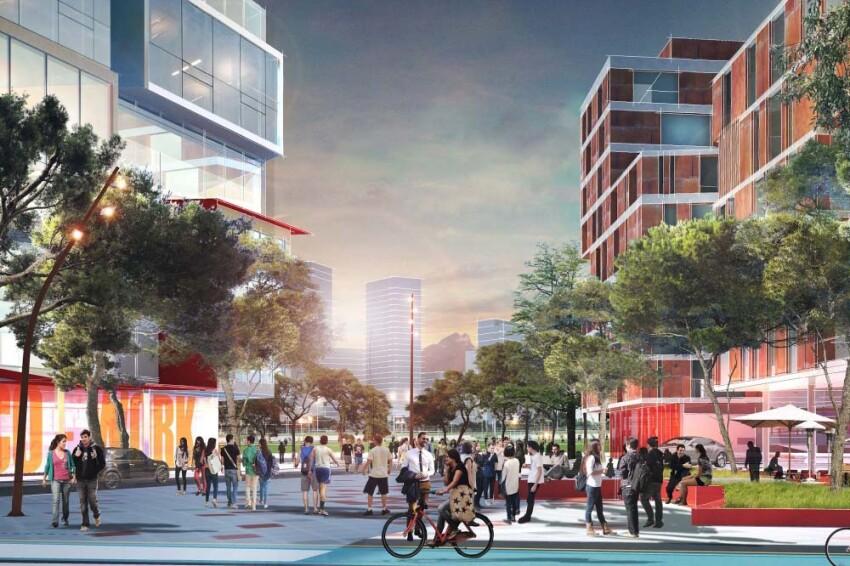 Regeneración: A Vision for the Campus and District of the Tecnológico de Monterrey