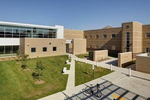 Third Judicial District Community Corrections in Sioux City, Iowa by ASK Studio.