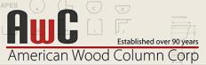 American Wood Column Corp. Logo